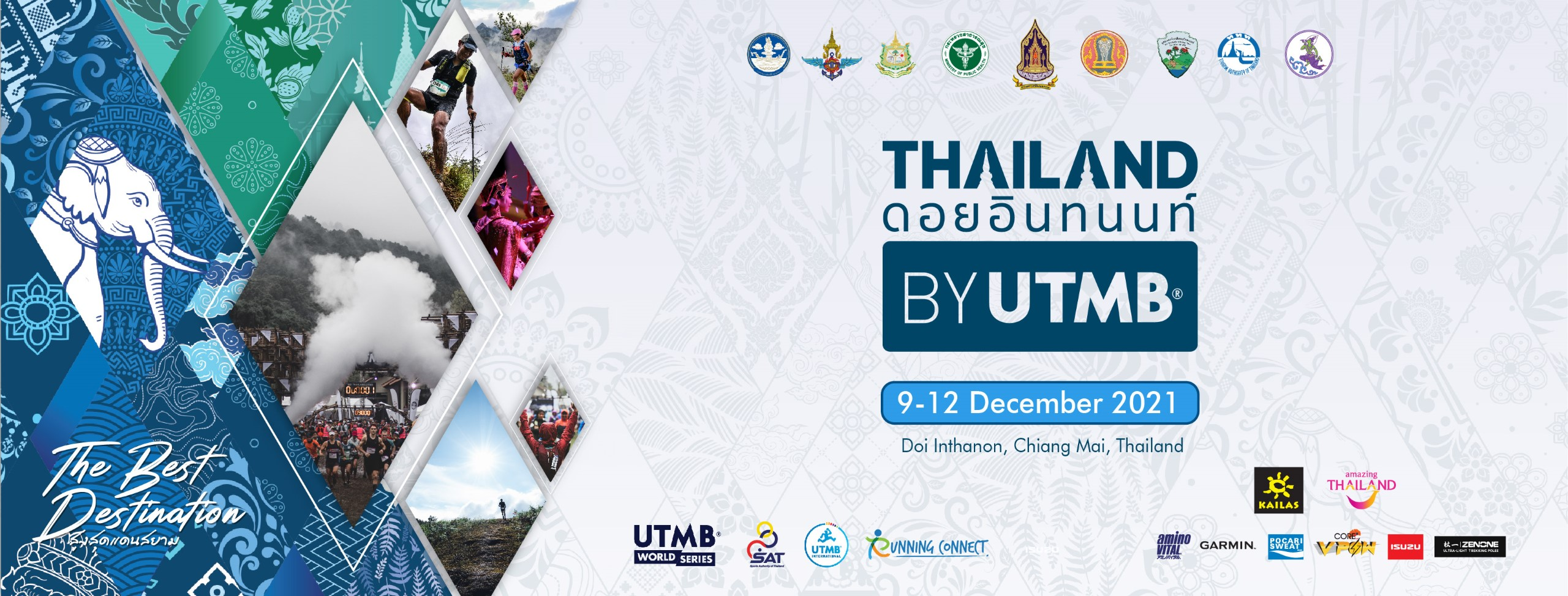 Thailand by UTMB 2021